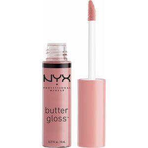 NYX Butter Gloss Creme Brulee 8 ml Lipgloss