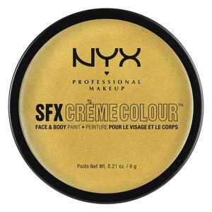NYX SFX Creme Colour Gold 6 g Ansiktsmaling