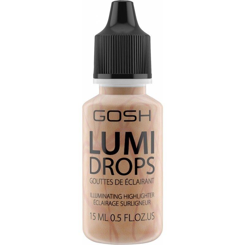 GOSH Lumi Drops 006 Bronze 15 ml Highlighter