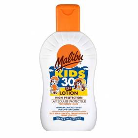 Malibu High Protection Kids Lotion SPF30 200 ml Solkrem