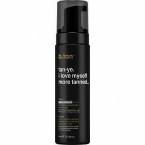 B.Tan Mousse Tan-ye. I Love Myself More Tanned 200 ml Selvbruning
