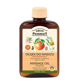 Green Pharmacy Warming Massage Oil 200 ml Massasje