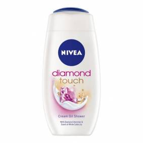Nivea Diamond Touch Cream Oil Shower 250 ml Body Wash