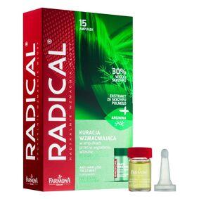 Radical Anti-Hairloss Treatment 15 x 5 ml Hårkur