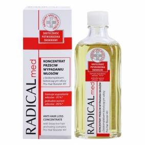 Radical Med Anti Hair Loss Concentrate 100 ml Leave-In Kur