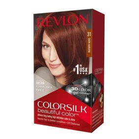 Revlon Colorsilk Permanent Haircolor 31 Dark Auburn 1 stk Hårfarge