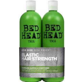 Tigi Bed Head Elasticate Tween Duo 2 x 750 ml Sjampo og balsam
