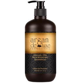 Argan De Luxe Nourishing Shampoo 300 ml Sjampo