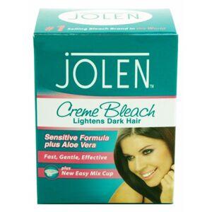 Jolen Creme Bleach Mild With Aloe Vera 30 ml Hårbleking