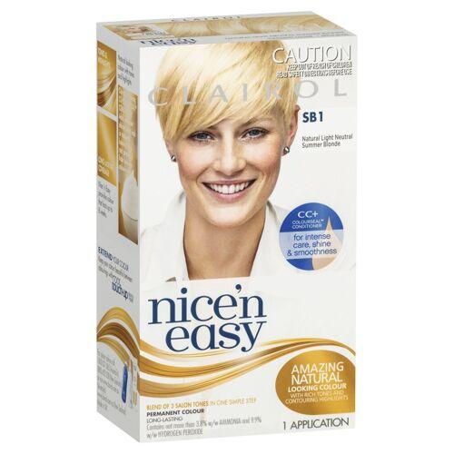 Clairol Nice 'n' Easy SB1 Natura...