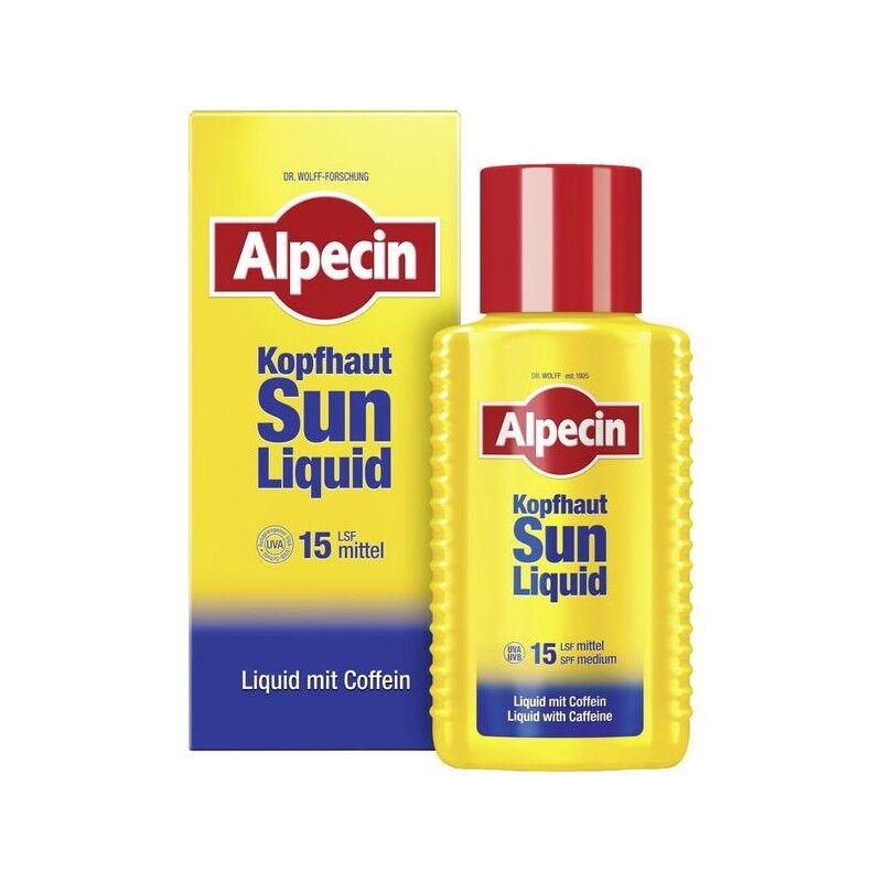 Alpecin Sun-Liquid SPF15 190 ml Sjampo