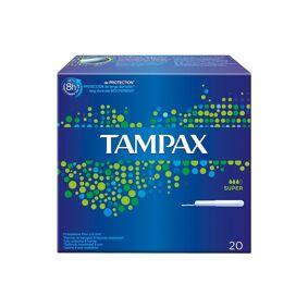 Tampax Blue Super 20 stk Tamponger