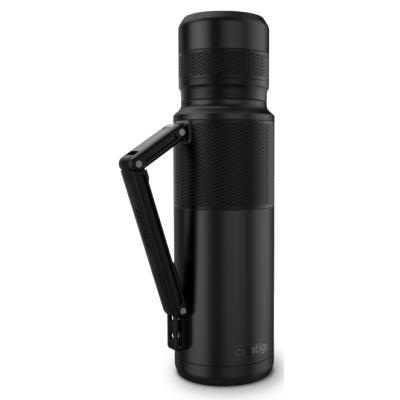 Contigo Thermal Bottle Matte Black 1200 ml
