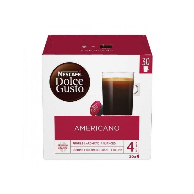 Nescafe Dolce Gusto Americano Big Pack 30 stk Kaffekapsler