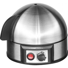 Clatronic EK 3321 Egg Boiler Silver 1 stk Kjøkkenutstyr