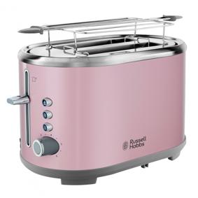 Russell Hobbs 25081-56 Bubble Toaster Pink 1 stk Kjøkkenutstyr