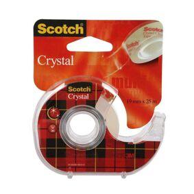 Scotch Crystal Tape 19 mm x 25 m Husholdning