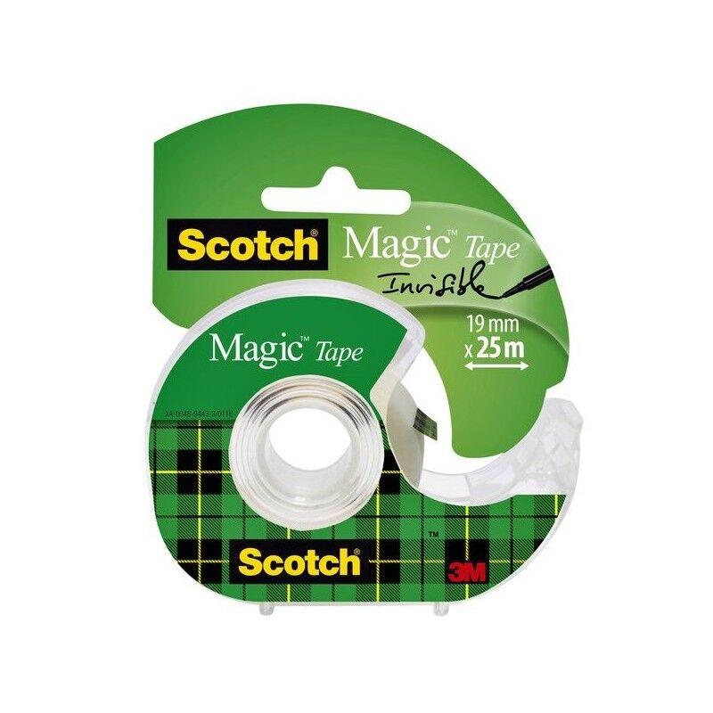 Scotch Magic Tape 19 mm x 25 m Husholdning