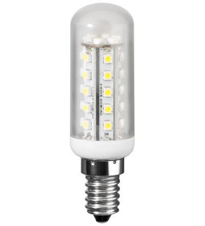 LED Lyspære til fryser og kjøleskap E14 3W -30° opp til 40°C 5500-6500
