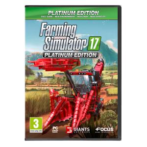 Focus Farming Simulator 17 Platinum Edition Spill PCNo color