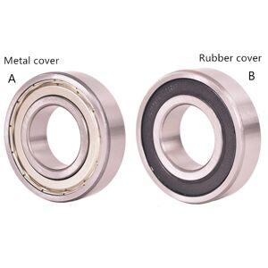 25mm bearing F6805ZZ F6805-2RS 25mmx37mmx7mm flange ball bearing deep groove bearing toy car bearing