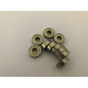 636 636ZZ 636RS 636-2Z 636Z 636-2RS ZZ RS RZ 2RZ Deep Groove Ball Bearings 6*22*7mm