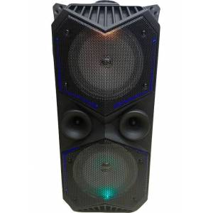 BT Speaker BT-1819/DWQ-2122-8 USB Bluetooth Combo Amplifier Sound Subwoofer Street Suitcase Microphone Acoustics FM