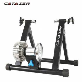 Indoor Exercise Training Roller Holder Home Exercise Bike Hydraulic for Training for Cycling MTB Bicycle Trainers Free