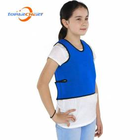 Sensory Deep Pressure Vest for Kids, Compression Vest Comfort for Autism, Hyperactivity, Mood Processing Disorders, Breathable