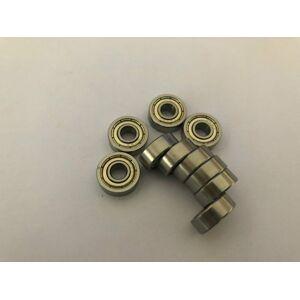 MR104 MR104ZZ MR104RS MR104-2Z MR104Z MR104-2RS ZZ RS RZ 2RZ Deep Groove Ball Bearings 4*10*4mm