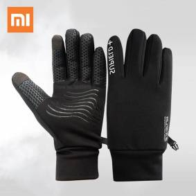 Xiaomi Supield Aerogel Cold-proof Gloves Outdoor Motorcycle Cycling Equipment Windproof Touch Screen Non-Slip Full Finger Gloves