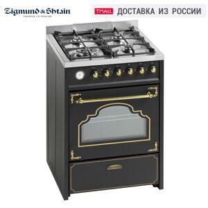 Range Gas stove Zigmund & Shtain VGE 39.68 A Home Appliances Major Appliances Ranges electric range