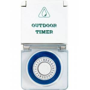 Socket with timer Feron tm51 daily power 3500 W/16A IP44 23239
