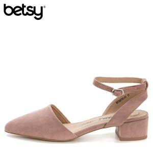 Women heels pink betsy