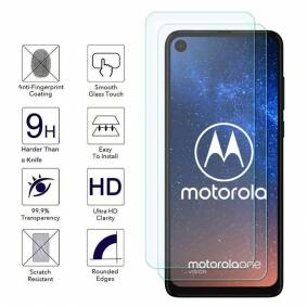 2PCS 9H Tempered Glass For Motorola Moto G9 G8 E6 G E6s Power Lite Plus Pro Stylus Screen Protector For One Action Vision Fusion