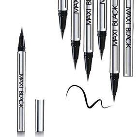 1PC Black Liquid Eyeliner Long-lasting Waterproof Eye Liner Pencil Pen Nice Makeup Cosmetic Tools