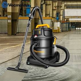 Vacmaster Industrial Vacuum Cleaner 1300W Powerful Wet Dry Vacuums for Carpet Workshop Vacuum Cleaner With Stainless Tank