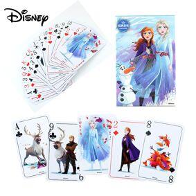 Disney Ice Frozen Paper Poker Casual Desktop Card Game