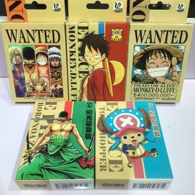 Dragon 27 Styles ONE PIECE Dragon Ball Z NARUTO Anime Poker Toys Hobbies Hobby Collectibles Game Collection Cards