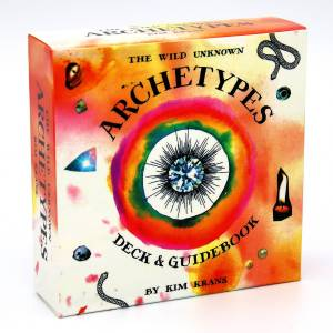 The Wild Unknown Archetypes Deck and Guidebook circular oracle cards understanding of Complex personalities behaviors tendencie