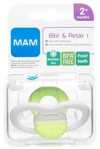 MAM Bite & Relax 1   Smokker