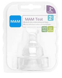 MAM Teat 2   Flasker og utstyr