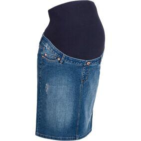 bonprix Mamma-jeansskjørt med superstretch 34,36,38,40,42,44,46,52