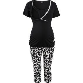 bonprix Amme-capri-pyjamas 52/54,44/46,36/38,40/42,48/50