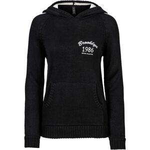 096ef17b Strikket genser med hette | Finn Dameklær på Kelkoo