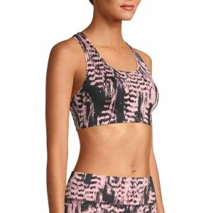 Casall Sportswear Iconic Sports Bra, Survive Pink AB-S