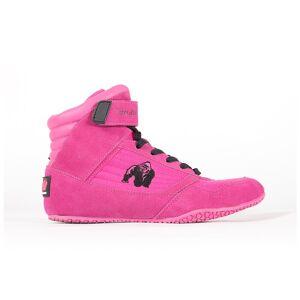 Gorilla Wear GW High Tops, Pink