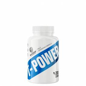 Swedish Supplements T-Power, 200 caps OS