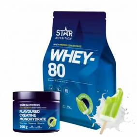 Star Nutrition Flavoured Starting Pack