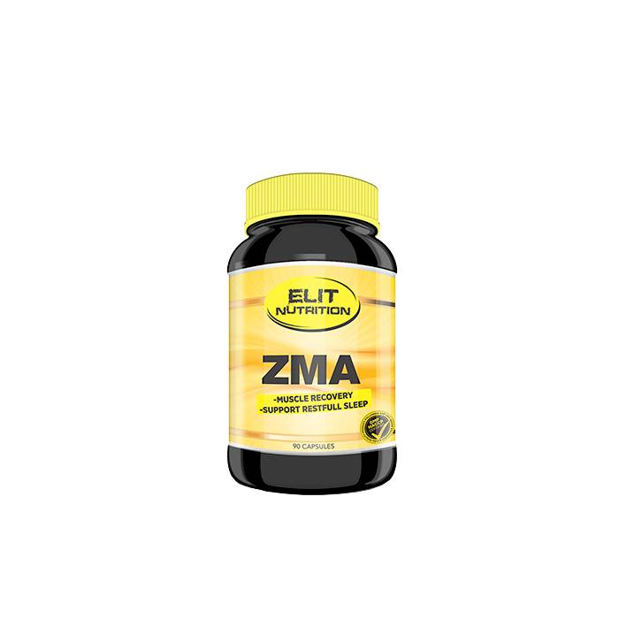 Elit Nutrition ELIT ZMA, 90 kapslar